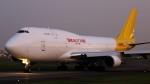 ユージ@RJTYさんが、横田基地で撮影したカリッタ エア 747-4H6M(BCF)の航空フォト(写真)
