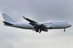 ユージ@RJTYさんが、横田基地で撮影したカリッタ エア 747-4B5(BCF)の航空フォト(写真)