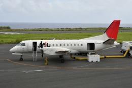 nobu2000さんが、沖永良部空港で撮影した日本エアコミューター 340Bの航空フォト(飛行機 写真・画像)