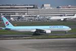 フレッシュマリオさんが、羽田空港で撮影した大韓航空 777-3B5の航空フォト(写真)