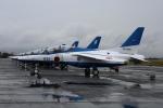徳兵衛さんが、浜松基地で撮影した航空自衛隊 T-4の航空フォト(写真)