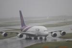 つっさんさんが、関西国際空港で撮影したタイ国際航空 A380-841の航空フォト(写真)
