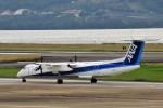 kiraboshi787さんが、長崎空港で撮影したANAウイングス DHC-8-402Q Dash 8の航空フォト(写真)