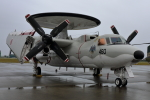 徳兵衛さんが、浜松基地で撮影した航空自衛隊 E-2C Hawkeyeの航空フォト(写真)