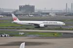 turenoアカクロさんが、羽田空港で撮影した日本航空 777-346/ERの航空フォト(写真)