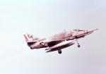 ノビタ君さんが、厚木飛行場で撮影したアメリカ海兵隊 A-4E Skyhawkの航空フォト(写真)