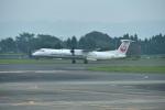 nobu2000さんが、鹿児島空港で撮影した日本エアコミューター DHC-8-402Q Dash 8の航空フォト(写真)