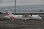 nobu2000さんが、鹿児島空港で撮影した日本エアコミューター ATR-42-600の航空フォト(写真)