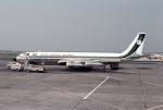 ノビタ君さんが、羽田空港で撮影したサウジアラビア航空 707の航空フォト(写真)