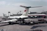 ノビタ君さんが、羽田空港で撮影したアエロフロート・ソビエト航空の航空フォト(写真)