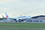 Cimarronさんが、帯広空港で撮影した日本航空 737-846の航空フォト(写真)