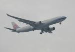 commet7575さんが、福岡空港で撮影したチャイナエアライン A330-302の航空フォト(写真)