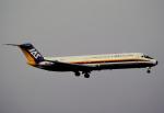 チャーリーマイクさんが、福岡空港で撮影した日本エアシステム DC-9-41の航空フォト(写真)
