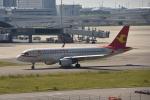 ワイエスさんが、関西国際空港で撮影した天津航空 A320-214の航空フォト(写真)