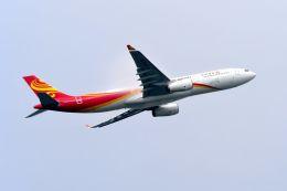 まいけるさんが、スワンナプーム国際空港で撮影した香港航空 A330-343Xの航空フォト(写真)
