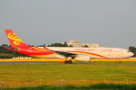 KoshiTomo✈さんが、成田国際空港で撮影した香港航空 A330-343Xの航空フォト(写真)