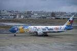 kumagorouさんが、福岡空港で撮影した全日空 767-381の航空フォト(飛行機 写真・画像)