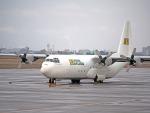 2かさんが、新千歳空港で撮影したリンデン・エアカーゴ L-100-30 Herculesの航空フォト(写真)