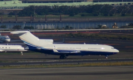 KAZKAZさんが、羽田空港で撮影したバミューダ企業所有 727-21の航空フォト(写真)