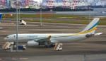 KAZKAZさんが、羽田空港で撮影したカザフスタン政府 A330-243の航空フォト(写真)