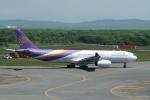 hachiさんが、新千歳空港で撮影したタイ国際航空 A330-343Xの航空フォト(写真)