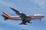 cassiopeiaさんが、横田基地で撮影したカリッタ エア 747-4B5F/SCDの航空フォト(写真)