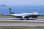 yabyanさんが、中部国際空港で撮影したエバー航空 A330-203の航空フォト(写真)