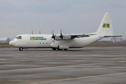 北の熊さんが、新千歳空港で撮影したリンデン・エアカーゴ L-100-30 Herculesの航空フォト(写真)