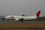 chappyさんが、伊丹空港で撮影した日本トランスオーシャン航空 737-4Q3の航空フォト(写真)