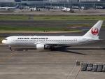 51ANさんが、羽田空港で撮影した日本航空 767-346の航空フォト(写真)