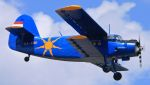 C.Hiranoさんが、ル・リュク=ル・カネ陸軍基地で撮影したGenAIRation Antonov An-2の航空フォト(写真)