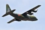 yukitoさんが、名古屋飛行場で撮影した航空自衛隊 C-130H Herculesの航空フォト(写真)