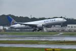 mojioさんが、成田国際空港で撮影したユナイテッド航空 777-222の航空フォト(写真)