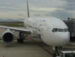 東亜国内航空さんが、神戸空港で撮影した全日空 777-281の航空フォト(写真)