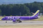 こおたんさんが、花巻空港で撮影したフジドリームエアラインズ ERJ-170-200 (ERJ-175STD)の航空フォト(写真)