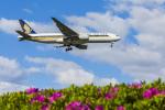 mameshibaさんが、成田国際空港で撮影したシンガポール航空 777-212/ERの航空フォト(写真)