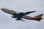 ユージ@RJTYさんが、横田基地で撮影したカリッタ エア 747-4B5F/SCDの航空フォト(写真)
