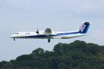 resocha747さんが、福岡空港で撮影したANAウイングス DHC-8-402Q Dash 8の航空フォト(写真)