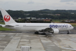 7915さんが、出雲空港で撮影した日本航空 767-346の航空フォト(写真)