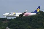 resocha747さんが、福岡空港で撮影したスカイマーク 737-86Nの航空フォト(写真)