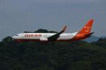resocha747さんが、福岡空港で撮影したチェジュ航空 737-8GJの航空フォト(写真)