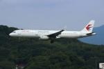 resocha747さんが、福岡空港で撮影した中国東方航空 A321-231の航空フォト(写真)