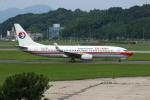 resocha747さんが、福岡空港で撮影した中国東方航空 737-89Pの航空フォト(写真)