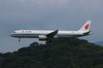 resocha747さんが、福岡空港で撮影した中国国際航空 A321-232の航空フォト(写真)