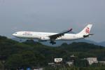 resocha747さんが、福岡空港で撮影したキャセイドラゴン A330-342の航空フォト(写真)