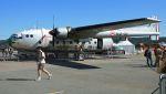 C.Hiranoさんが、ル・リュク=ル・カネ陸軍基地で撮影したPrivate Owner N2501F Noratlasの航空フォト(写真)