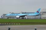 resocha747さんが、成田国際空港で撮影した大韓航空 777-2B5/ERの航空フォト(写真)
