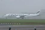 resocha747さんが、成田国際空港で撮影したフィンエアー A350-941XWBの航空フォト(写真)
