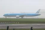 resocha747さんが、成田国際空港で撮影したKLMオランダ航空 777-306/ERの航空フォト(写真)