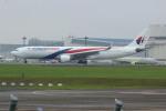 resocha747さんが、成田国際空港で撮影したマレーシア航空 A330-323Xの航空フォト(写真)
